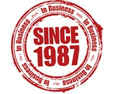 Trusted Tailors since 1987