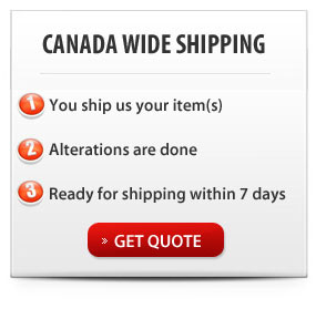 Alterations Shipping